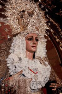 Puntilla Virgen de la Victoria